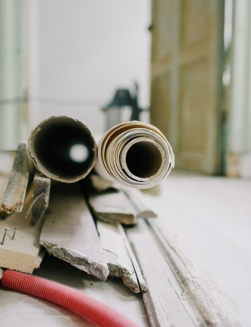 renovation supplies